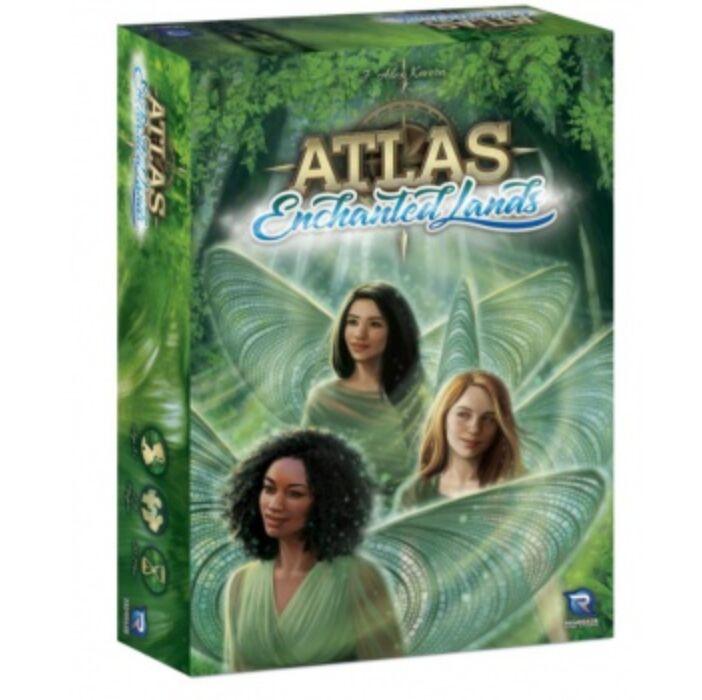 Atlas: Enchanted Lands - EN
