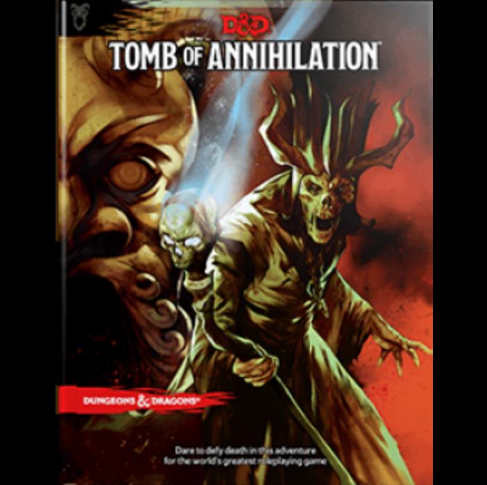 Dungeons & Dragons RPG - Tomb of Annihilation - EN