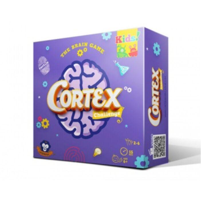 Cortex Challenge Kids - DE/EN/ES/FR/IT/NL