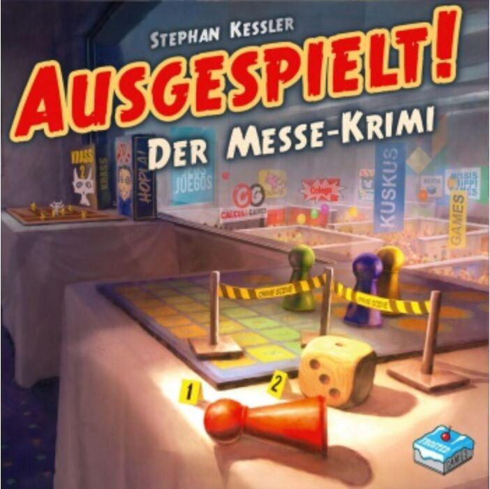 Ausgespielt! - Der Messe-Krimi - DE