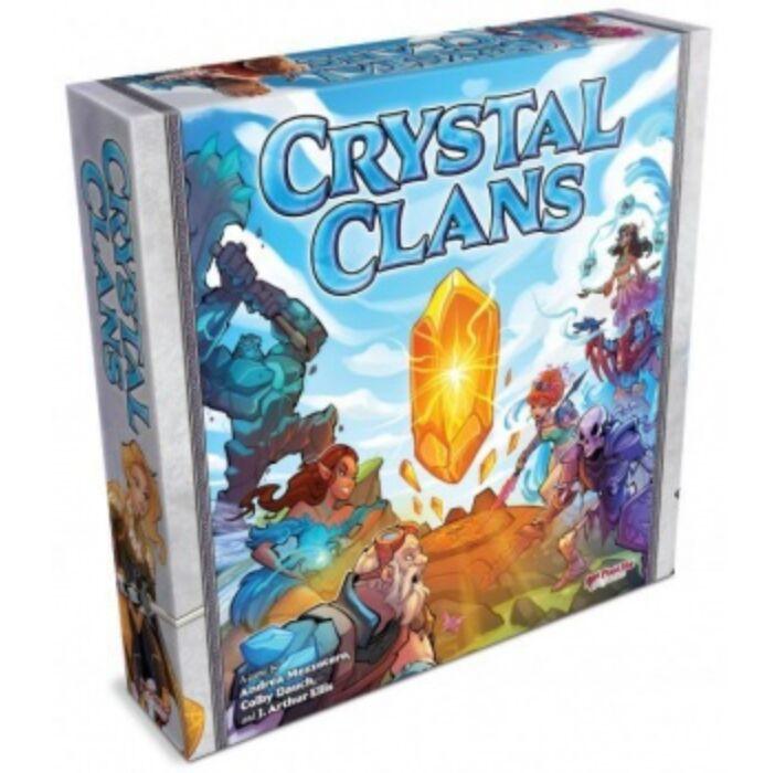 Crystal Clans: Master Set - EN