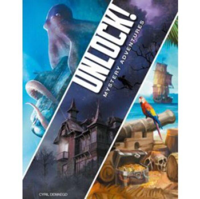 Unlock 2! Mystery Adventures - EN