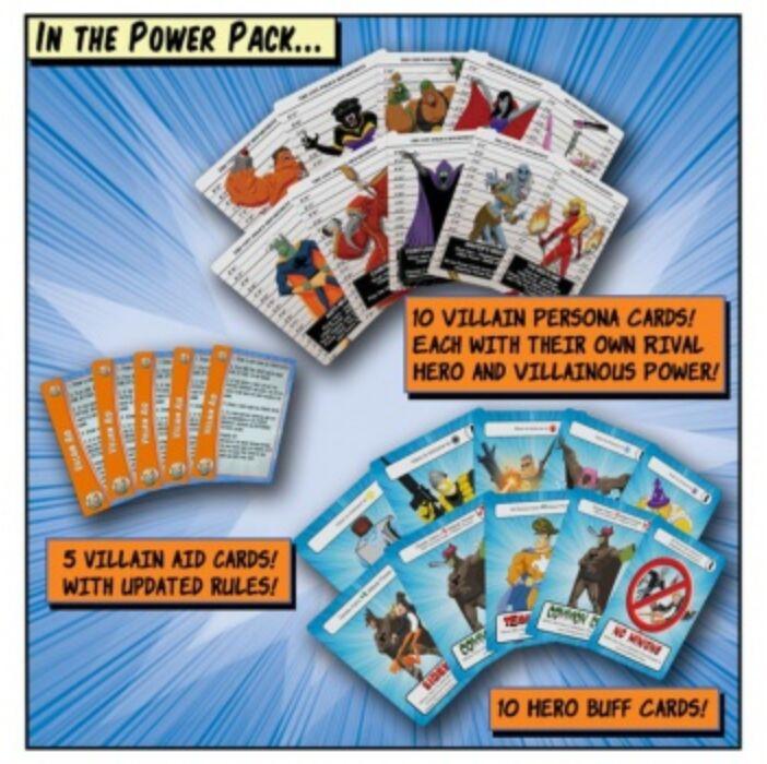 Thwarted: Power Pack - EN