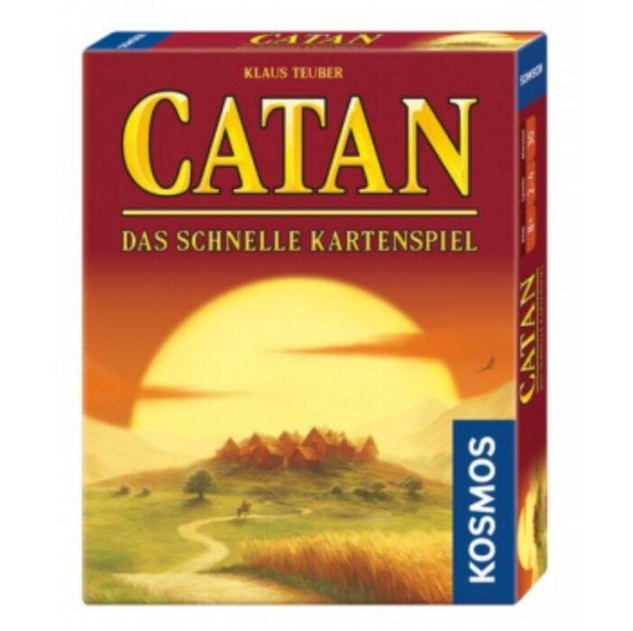 Catan - Das schnelle Kartenspiel - DE