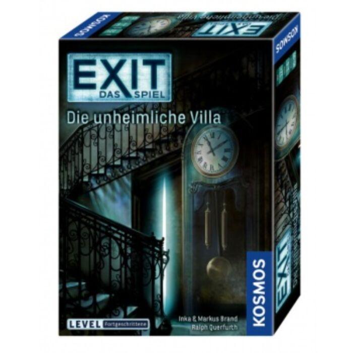 EXIT - Die unheimliche Villa - DE