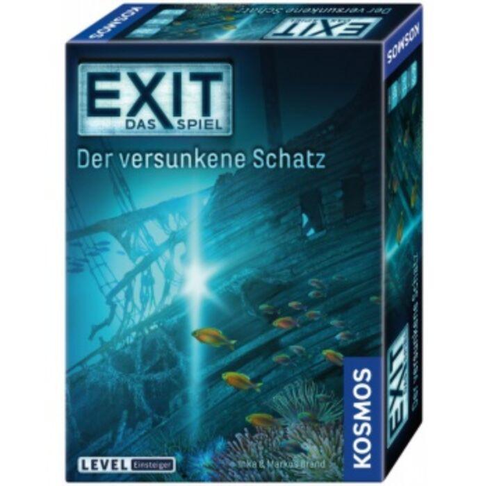 EXIT - Der versunkene Schatz - DE