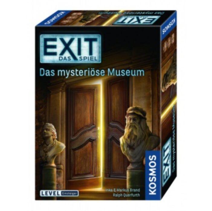 EXIT - Das mysteriöse Museum - DE