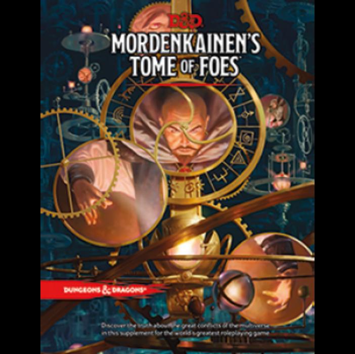 Dungeons & Dragons RPG - Mordenkainen's Tome of Foes - EN