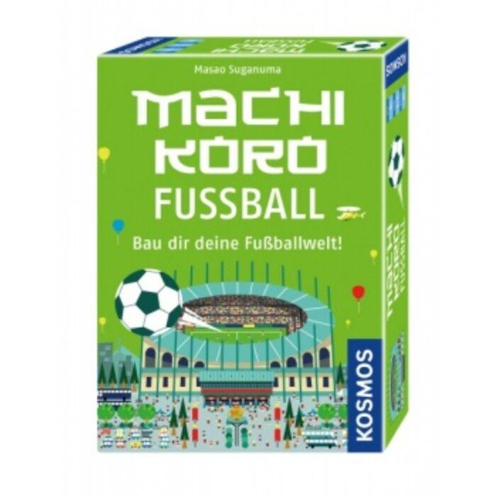 Machi Koro Fußball - DE