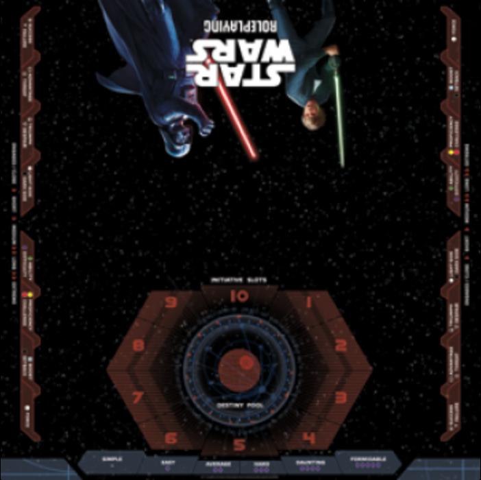 FFG - Star Wars: Roleplaying Gamemat