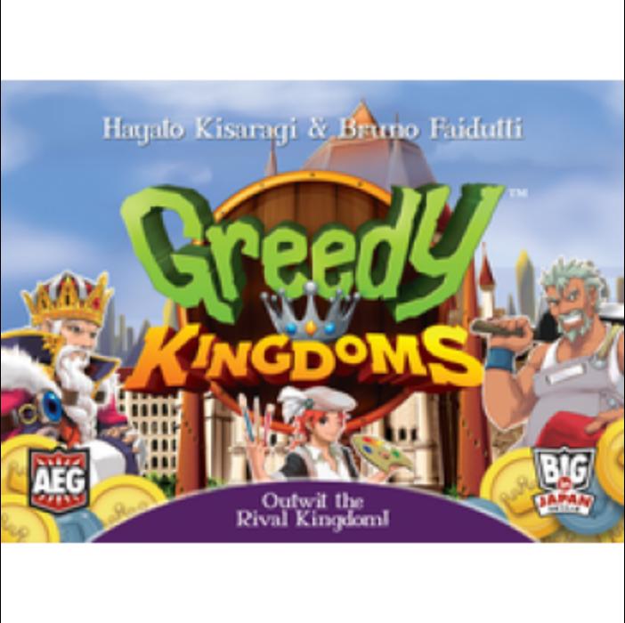 Greedy Kingdoms - EN