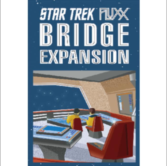 Star Trek Fluxx Bridge Expansion - EN