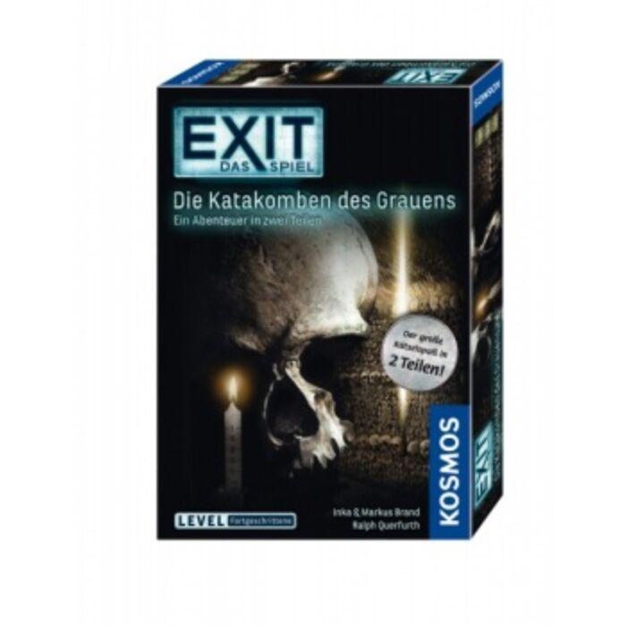 EXIT - Die Katakomben des Grauens - DE