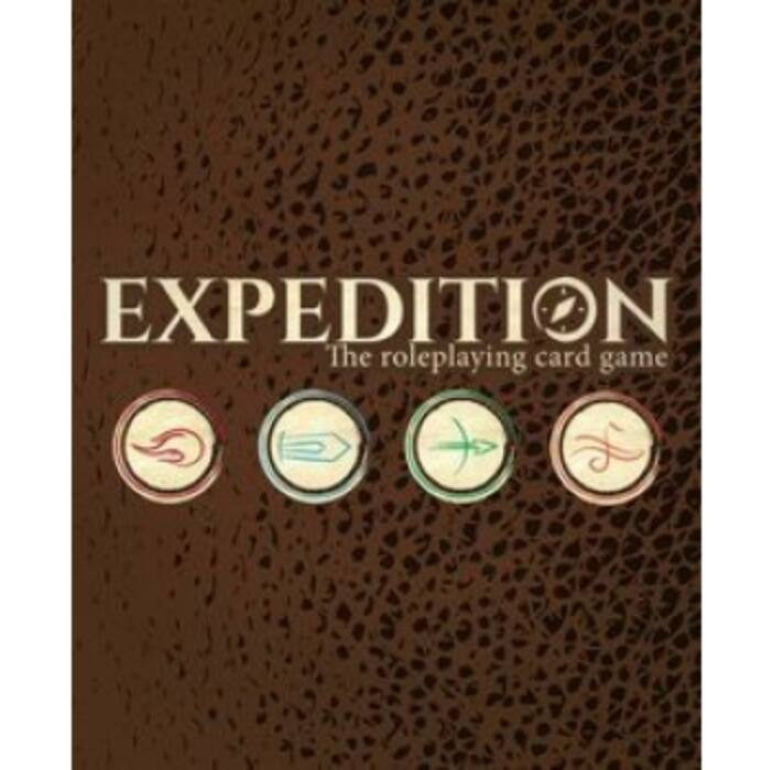 Expedition: The Roleplaying Card Game - EN