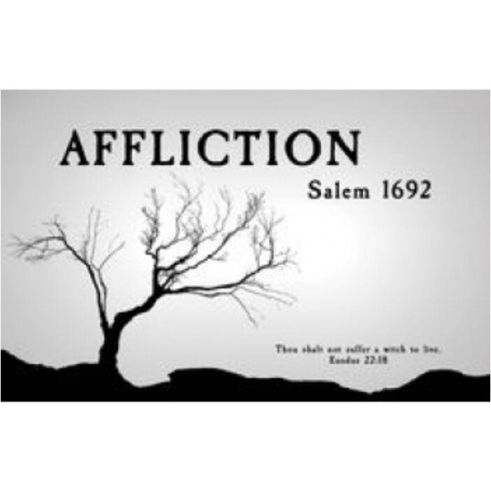 Affliction: Salem 1692 - EN