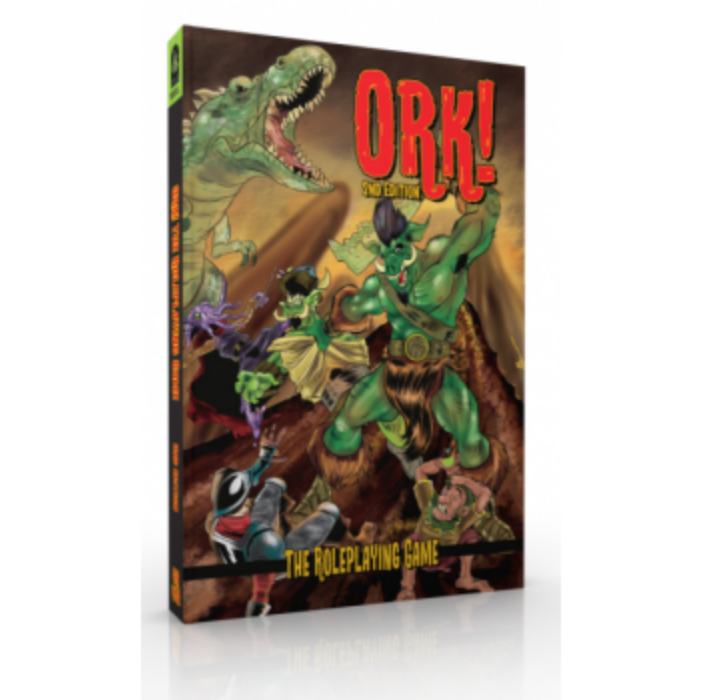 Ork: The Roleplaying Game - EN