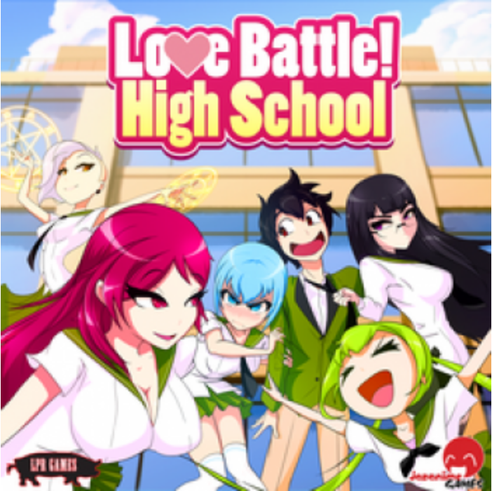 Love Battle! High School - EN
