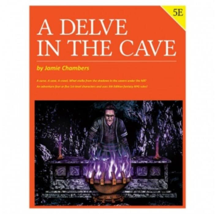 A Delve In The Cave - EN