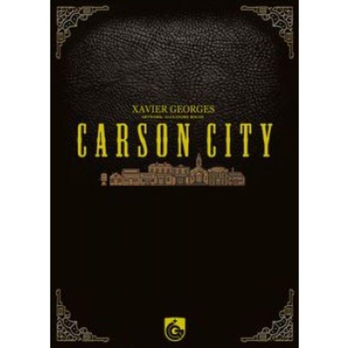 Carson City: Big Box - NL/EN/FR/DE