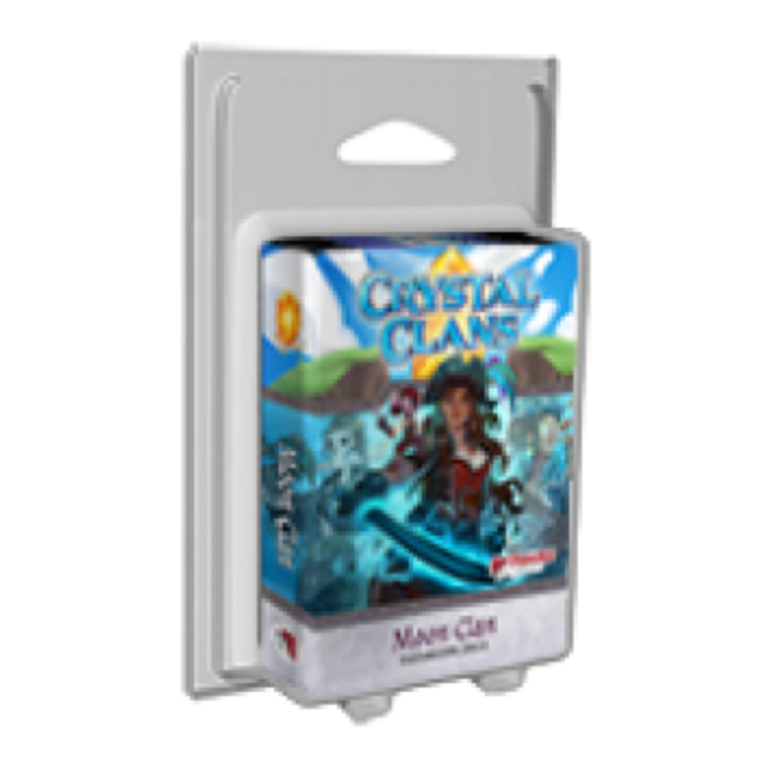 Crystal Clans: Moon Clan Expansion - EN