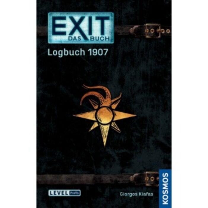 EXIT - Das Buch - Logbuch 1907 - DE