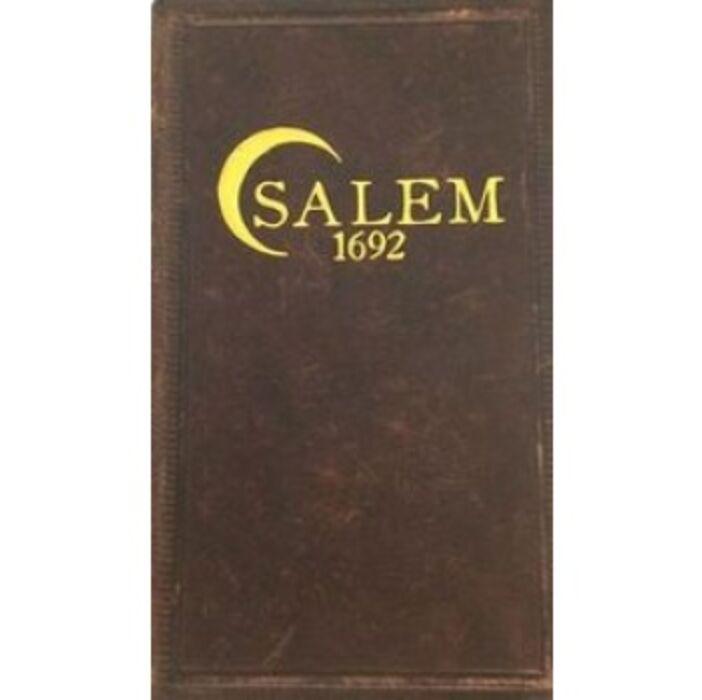 Salem 1692 (2nd Edition) - EN
