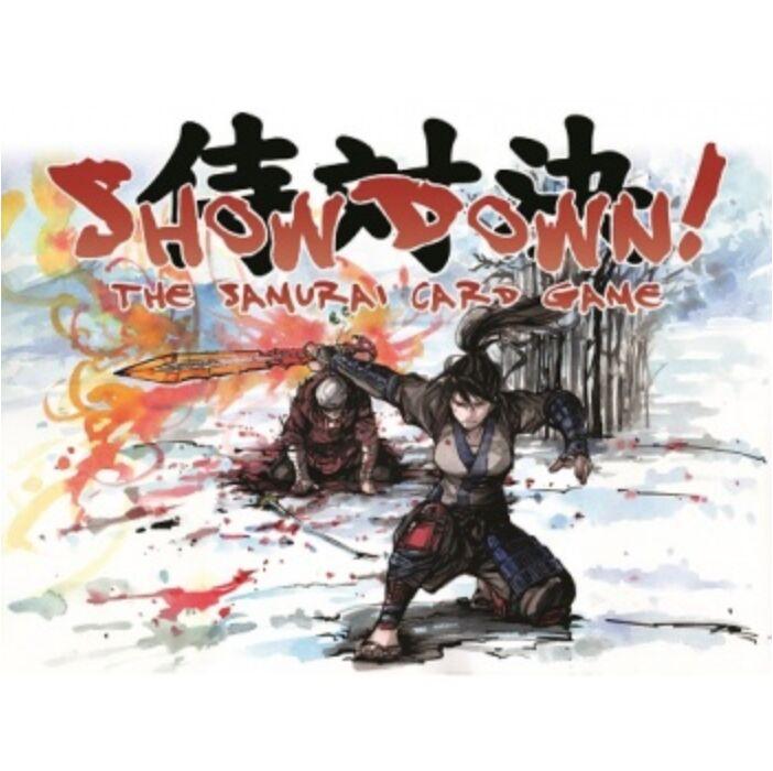 Showdown! The Samurai Card Game - EN