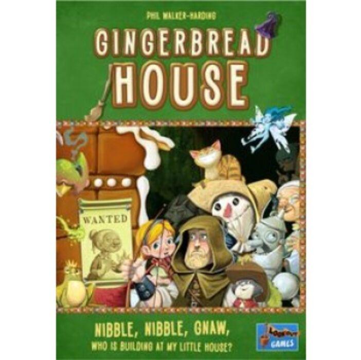 Gingerbread House - EN