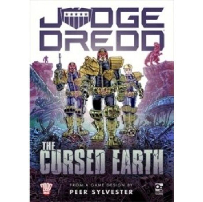 Judge Dredd: The Cursed Earth - EN