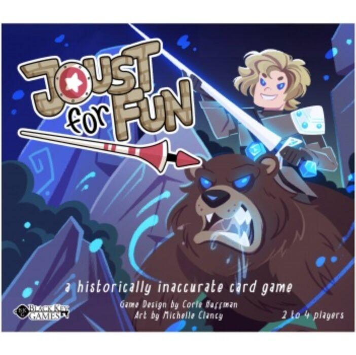 Joust for Fun - EN