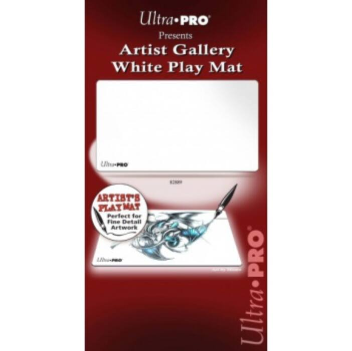 UP - Play Mat - Artists Gallery - White