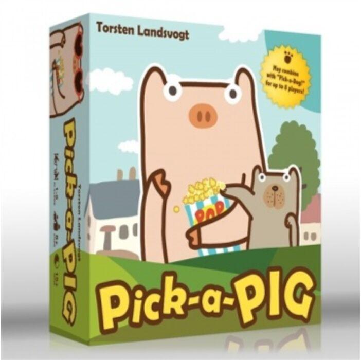 Pick-a-Pig - EN