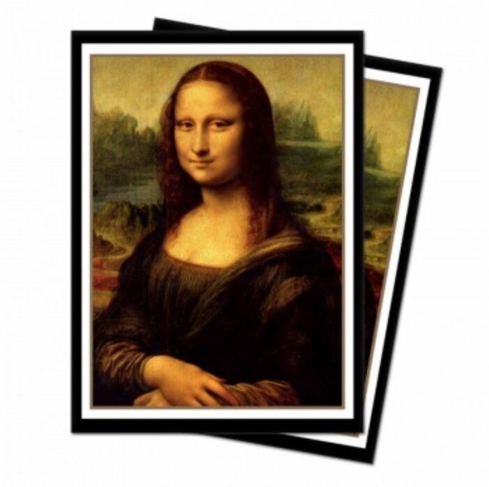 UP - Sleeves Standard - Fine Art - Mona Lisa (65 Sleeves)
