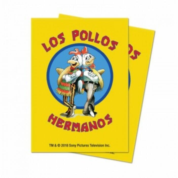 UP - Sleeves Standard - Breaking Bad Los Pollos (100 Sleeves)