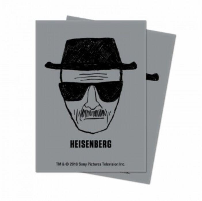 UP - Sleeves Standard - Breaking Bad Heisenberg (100 Sleeves)