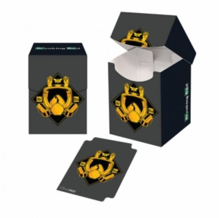 UP - PRO 100+ Deck Box - Breaking Bad Golden Moth