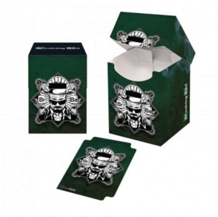 UP - PRO 100+ Deck Box - Breaking Bad Heisenberg