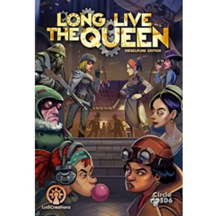 Long Live the Queen Dieselpunk Edition - EN