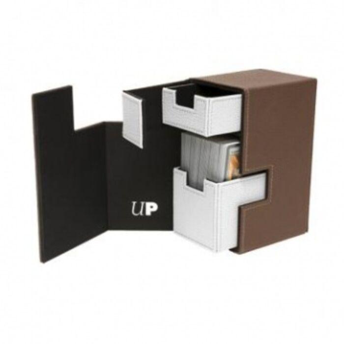 UP - M2.1 Deck Box - Brown/White