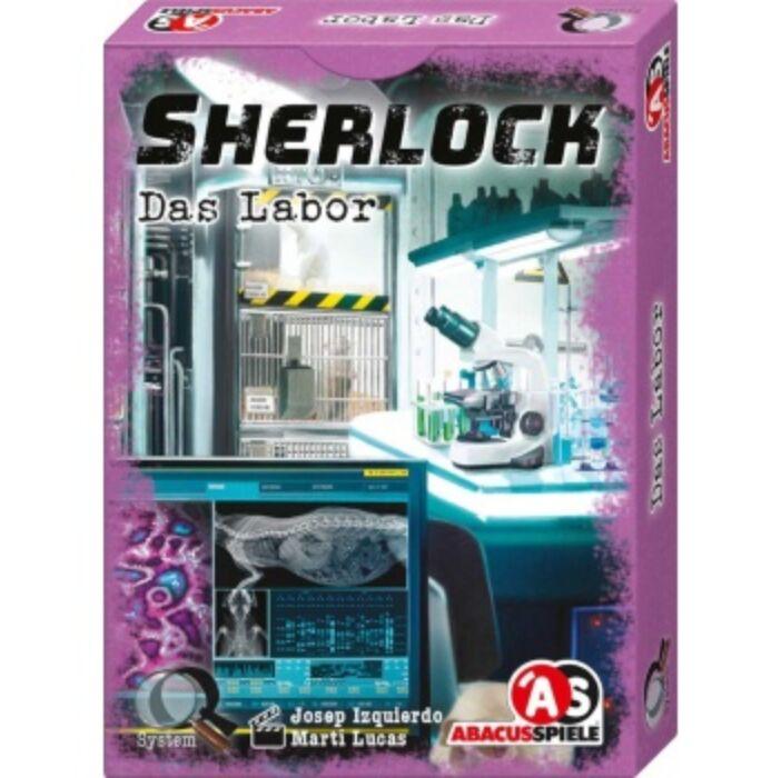Sherlock  Das Labor - DE