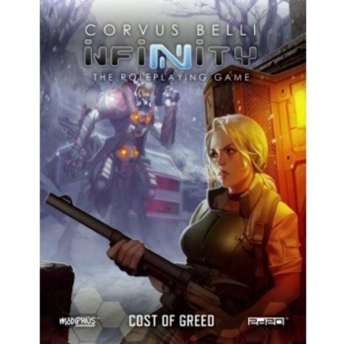 Infinity RPG: Cost of Greed - EN