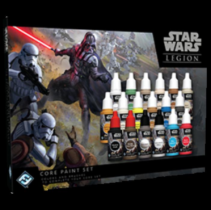 FFG - Star Wars Legion: Core Paint Set