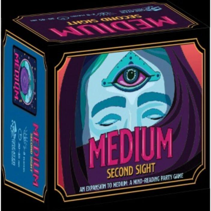 Medium: Second Sight - EN