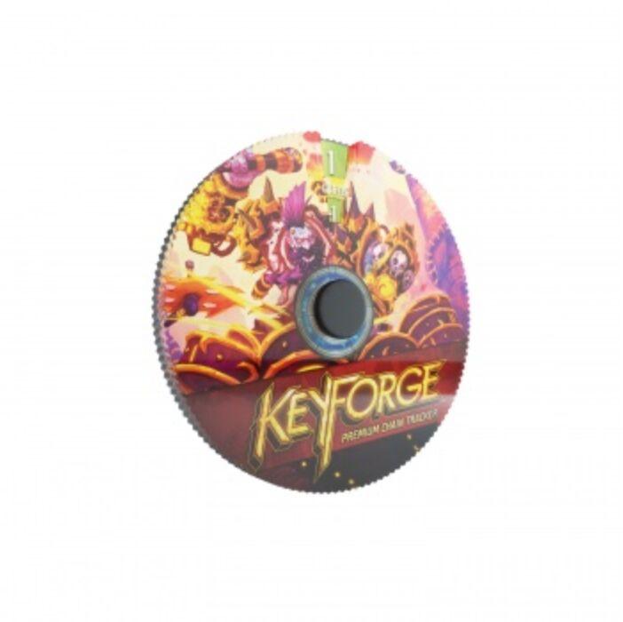 Gamegenic KeyForge Chain Tracker - Brobnar