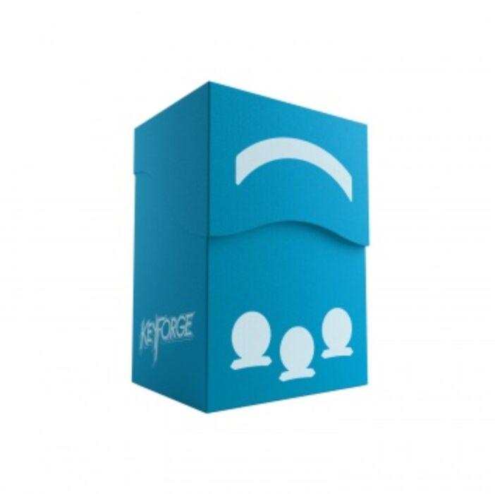Gamegenic KeyForge Gemini Deck Box - Blue