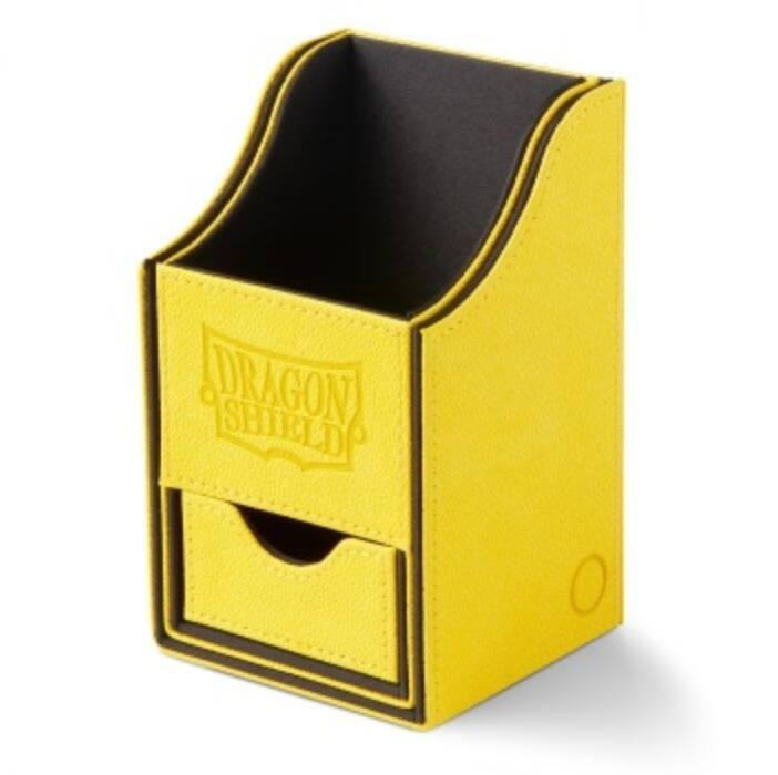 Dragon Shield Nest+ 100 - Yellow/Black