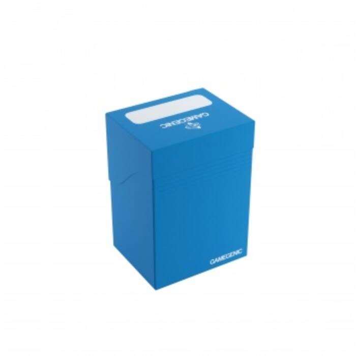 Gamegenic - Deck Holder 80+ Blue