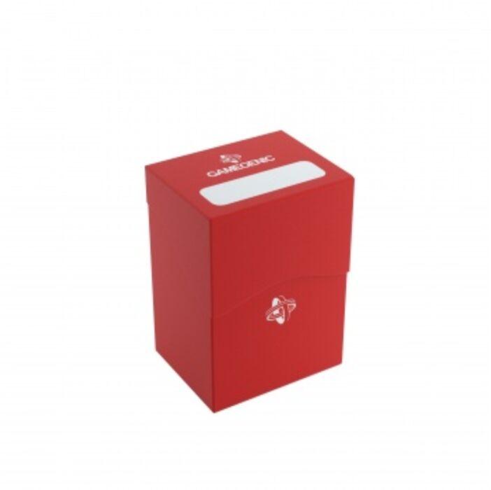 Gamegenic - Deck Holder 80+ Red