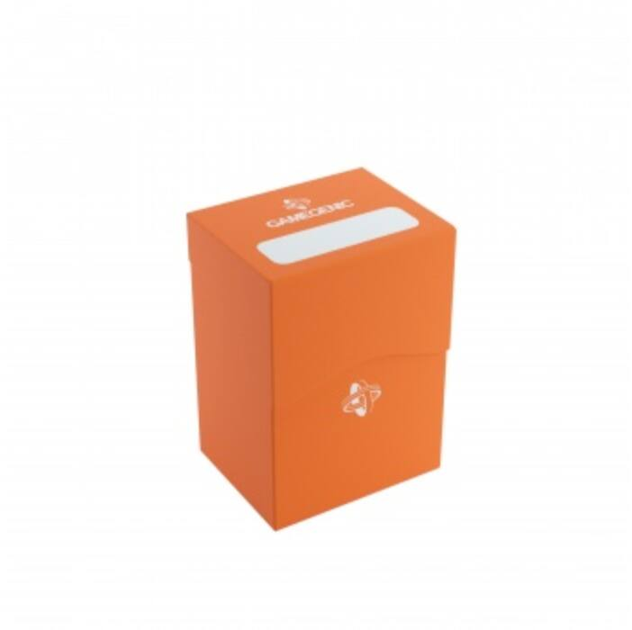 Gamegenic - Deck Holder 80+ Orange