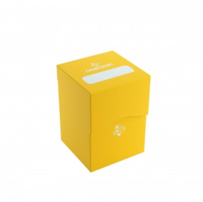 Gamegenic - Deck Holder 100+ Yellow